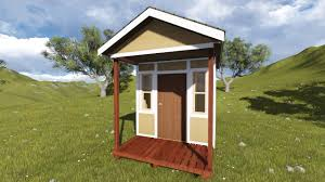 Shed Plans 8x12 Materials by 8x12 Tall Gable Shed Plan With A Porch
