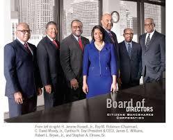 Citizens Trust Bank Board of Directors