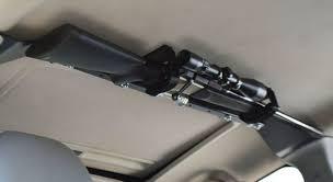 100 Gun Racks For Trucks Great Day CenterLok Overhead Rack Black Aluminum