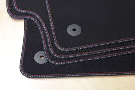 tapis de sol seat ibiza tapis de sol premium à couture décorative adapté pour seat ibiza 5