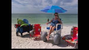 Tommy Bahama Backpack Chair Bjs by Tommy Bahama Beach Chair U0026 Umbrella Rentals On Marco Island Youtube
