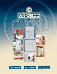 Mustee Mop Sink Specs elm mustee catalog 2011