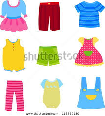 Baby And Children Clothes Collection
