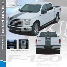 100 Truck Bed Decals Ford F 150 CENTER STRIPE 20152017 2018 2019