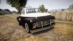 100 Gta 4 Tow Truck Vapid Truck Restored Striped Tires For GTA