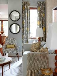 Yellow Black And Red Living Room Ideas by Steal This Look Budget Savvy Living Room Fixes Hgtv