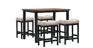 Adaptable Dining Light Brown Pub Table House Shop At Regency ...