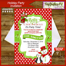 Christmas Scroll Letterhead PaperDirects