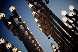 Best Nighttime Sights While LACMA s Urban Light Is Half Dark