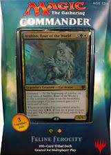 Premade Commander Decks 2017 by Collectible Magic The Gathering Card Games Ebay