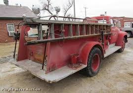 1953 Ford F800 Big Job Fire Truck   Item DE6607   SOLD! Marc... 1931 Gramm Howe Antique Vintage Fire Engine Truck Ahrensfox Company Wikipedia 1960 Seagrave Pumper Truck For Sale Trucks Old New Apparatus Sale Category Spmfaaorg Page 5 Antique Fire Trucks Bomberos Pinterest For 1941 Chevypirsch Pumper Largo Florida Engines Buddy L 1920s Toys 1927 Ahrens Foxns4 Firetruck Buy Classic Cars Hyman Ltd Marc Fighting Manufacturers Of Vehicles And 2