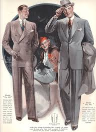 1930s Vintage Clothes Windsor Tailoring Company Style Book Autumn 1935 To Winter 1936 My