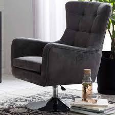grauer wohnzimmer sessel auf tellerfuß bratannio