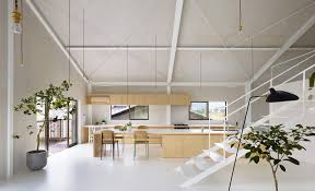 Airhouse Design fice Turn an Old Warehouse Into a Modern Family Home