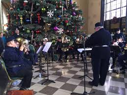 Christmas Tree Farm Lincoln Nebraska by 1st Nebraska Volunteers Brass Band Authentic Music From The