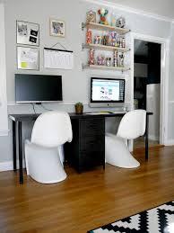 Two Person Desk Debut