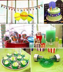 Free Ninja Turtle Pumpkin Carving Patterns by Teenage Mutant Ninja Turtle Tmnt Birthday Party The Scrap Shoppe