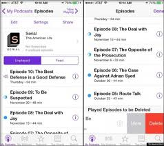 How to Delete Podcasts from iPhone to Enjoy More
