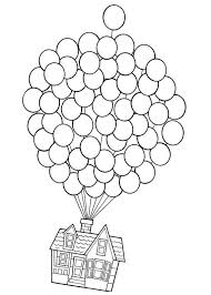 Up The Movie Coloring Pages FREE
