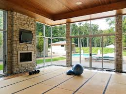 Luxury Home Gym High Ceiling Design Ideas & Pictures   Zillow Digs ... 40 Private Home Gym Designs For Men Youtube Homegymdesign Interior Design Ideas And Office Fniture Outstanding Modern Emejing Layout White Ceiling With Grey Then Treadmill As Incredible Gyms Photos Awesome Images Fitness Equipment And At Really Make Difference Decor Pin By N Graves On Oc Cole Stone Pinterest Design 2017 Of In Any Space Inside
