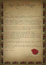 Descárgate La Carta Para Imprimirla Carta Ninos Reyes Magos