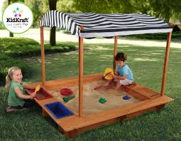 KidKraft Outdoor Sandbox With Canopy 165 Decorating Kids Outdoor Play Using Sandboxes For Backyard Houseography Diy Sandbox Fort Customizing A Playset For Frame It All A The Making It Lovely Ana White Modified With Built In Seat Projects Playhouse Walmartcom Amazoncom Outward Joey Canopy Toys Games Lid Benches Stately Kitsch Activity Bring Beach To Your Backyard This Fun Espresso Unique Sandboxes Backyard Toys Review Kidkraft Youtube