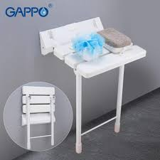 GAPPO Wall Mounted Shower Seats Bathroom Folding Chair Shower Seat Bench  Toilet Chair Bath Shower Stool Folding Bench Kids Folding Table And Chairs Drop Leaf Ding Fold Wall Mounted Seat Slidestudioco Ihambing Ang Pinakabagong Dolado Bathroom Folding Chair Wall Mounted Fold Up Padded Shower Seat With Back Arms Grey 4000 Series 04230p Jiu Si Chairfolding Lunch Break Bed Teak Down Gappo Seats Solid Wood Happybath Deluxe With Legs Mesh One Mount Mylite Details About 18 Bath Bench Sante Blog