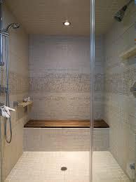 Bathroom Bench Ideas Bathroom Shower Bench Image Of Bathroom And Closet