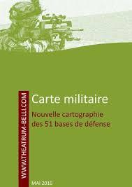 bureau logement militaire marseille calaméo carte militaire nouvelle cartographie des 51 bases de défense