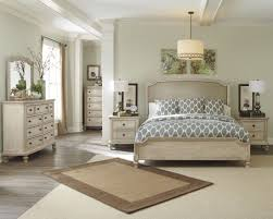 ashley furniture demarlos upholsthered panel bedroom set best