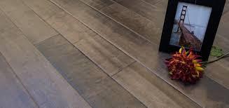 Maple Dapple Grey Garrison 2 Distressed Flooring Hero