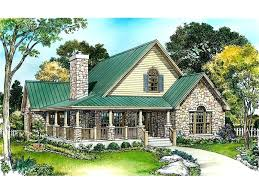 Mountain Cabin Home Plans Level 1 Small House