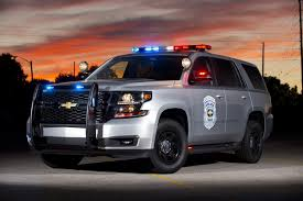 2015 Chevrolet Tahoe PPV Prepares for Duty