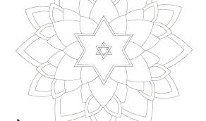 Shana Tova Girls Printable Coloring Page Jewish NewYear Rosh