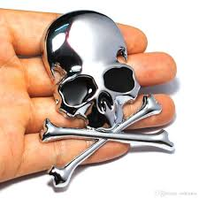 Online Cheap 3d Metal Skull Skeleton Crossbones Car Motorcycle ... Us 3999 New In Ebay Motors Parts Accsories Car Truck Suv Manual Skull Head Gear Shift Knob Stick Shifter Lever Online Cheap Silver 3d Zinc Alloy Metal Styling For Trucks Photos Sleavinorg Cowboy Up Decals Auto Western Bull And 50 Similar Items Large 5 3d Decal Sticker Punisher For Skull Punisher Blem Bumper Window Custom Laptop Score Truck Driver By Davidebiondi_13 On Threadless Lego Ninjago Byrnes 4pc Wheel Caps Dust Stems Tire Valve Type