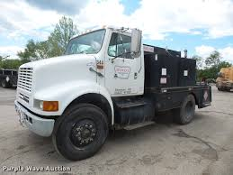 1999 International 8100 Service Truck | Item DA6254 | SOLD! ...
