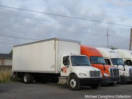 Schneider National Freightliner M2 Straight Truck For