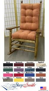Light Gray Rocking Chair Cushions by Cushions For Rocking Chairs Outdoor Wicker Rocking Chair With