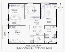 100 Free Vastu Home Plans Shastra Plan Lovely East Facing 3 Bedroom House