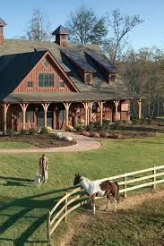 Beautiful Rustic Country Home