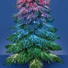 White Fibre Optic Christmas Tree 6ft by 2 1m Fibre Optic Starry Sky Dancing Christmas Tree