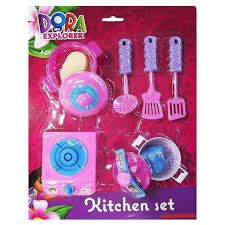 Dora The Explorer Kitchen Set by Dora Kitchen Set Gifts And Decorative Accessories Picture More