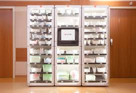 automated dispensing system all medical device manufacturers