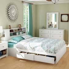 Prepac Basic Storage Platform Bed