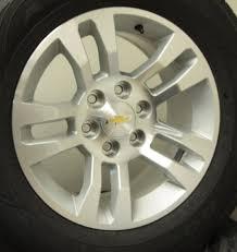 Chevy Truck Wheels Fresh Chevy 18 Inch Oem Factory Split Spoke ...