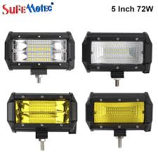 2PCS 5 Inch 72W LED Work Light Bar White Yellow For Offroad 4X4 ... Traxxas Xmaxx Led Lights Super Bright Easy To Install Youtube Eskate Thread Esk8 Aesthetics Electric Skateboard Truck Cap Interior Led Decor 45 Inch Round 25w Work Light 4x4 Alinium Cree Spot Flush Mount Rigid Sr Q Pro Flush Mount Led Back Up Cstruction Strobe For Commercial Spotflood Offroad Jeep Boat Ip67 12v 24v 10w Cheap Price 72w Work Light Bar 4x4 Offroad Truck Yintatech Bar 2pack 6 Flood 36w Off Road Ce Rohs Diy Single Row 24 Combo Modular Warning Lights On Xrll 27w Driving Forklift