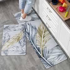 küche teppiche pvc boden matten große boden teppiche fußmatten schlafzimmer tatami wasserdicht ölbeständiges küche teppiche