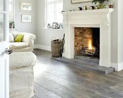Grey Oak Flooring Bespoke Natural Engineered Home Depot