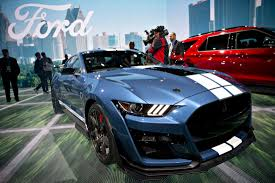 100 Shelby Elliott Truck Sales Ford Debuts MostPowerful Mustang Ever 2020 Ford GT500
