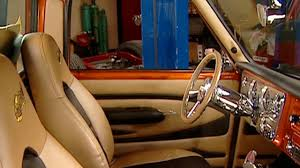 100 Stacey David Trucks Project Copperhead 1967 Chevy C10 Details Part 8 S7 E3